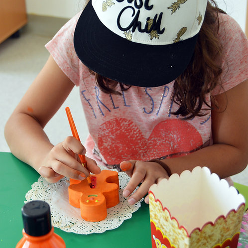 Art Activity for 20 kids
