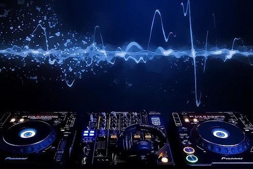 DJ & MC & Games with big sound system