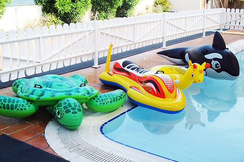 SET OF 4 INFLATABLES