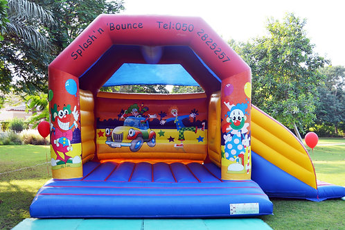 rent a bouncing castle