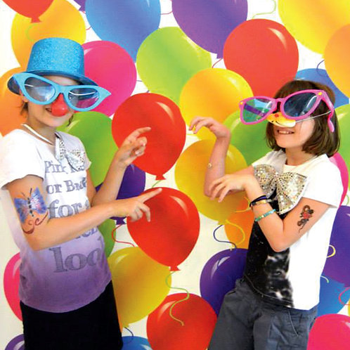 Funky photo station for all age groups