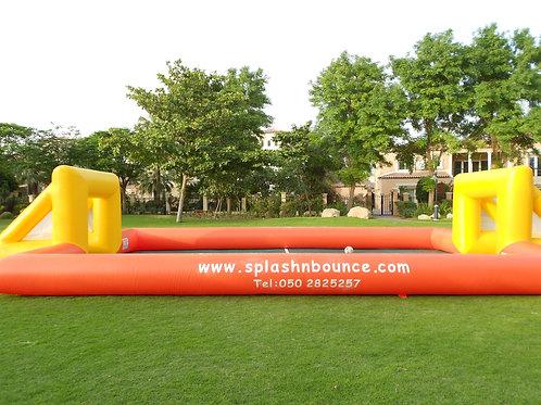 SLIPPERY SOAPY FOOTBALL