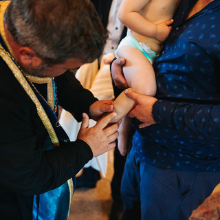 Свето кръщение - Георги