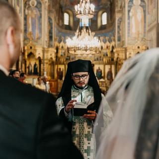 Сватбата на Татяна и Константин