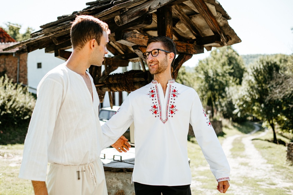 Традиционна българска сватба