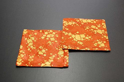 山桜コースター 2枚セット