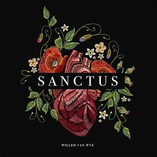 Sanctus-Album-Cover-Willem Van Wyk Music