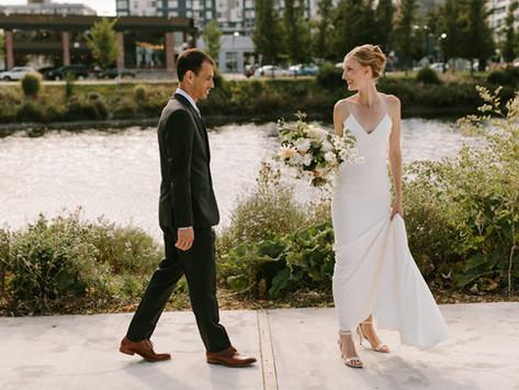 INTIMATE BALLARD WEDDING AT THE PANTRY