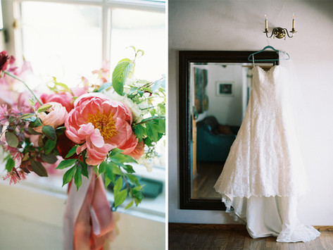 SPRING WEDDING AT CHATEAU LILL