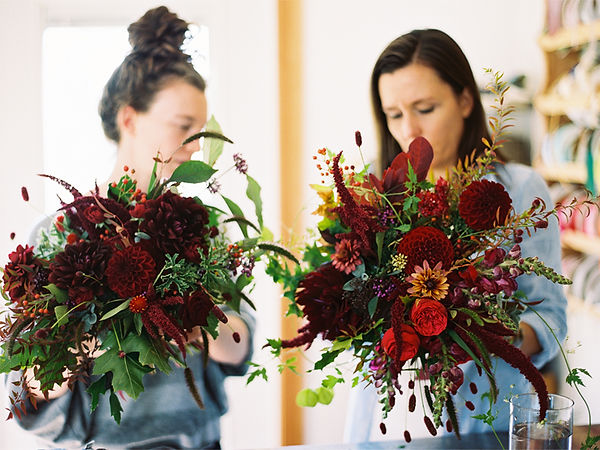 Seattle_Floral_Design_Lesson_Class_Works