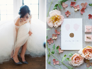 ROMANTIC WEDDING AT THORNEWOOD CASTLE