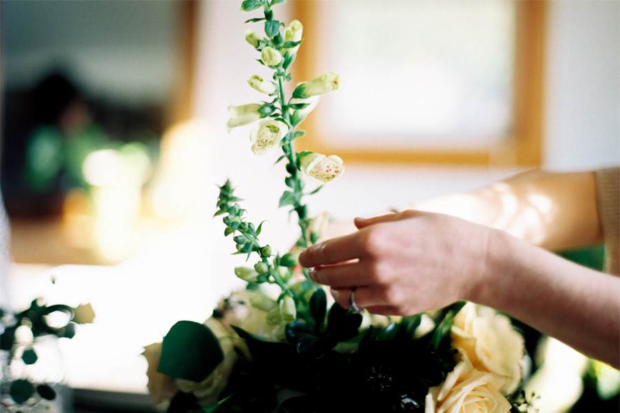 Private Floral Design Lessons in Seattle