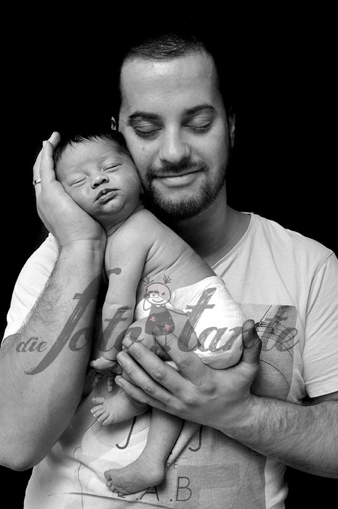 zwei Handvoll Baby