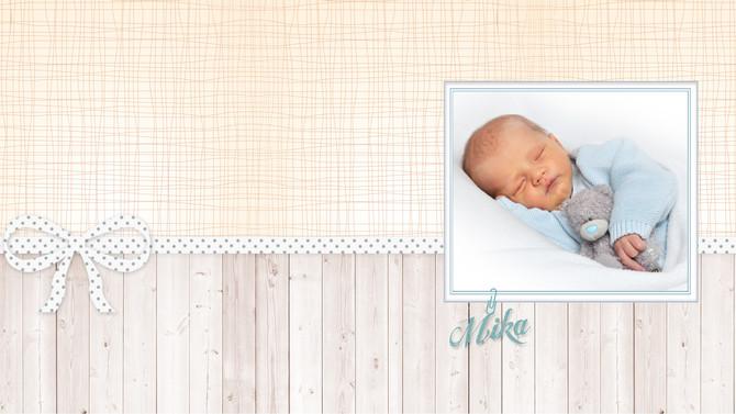 Babyfotobuch