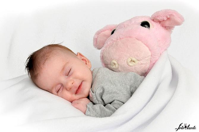 Prinzessin Lea und das kleine Schweinchen