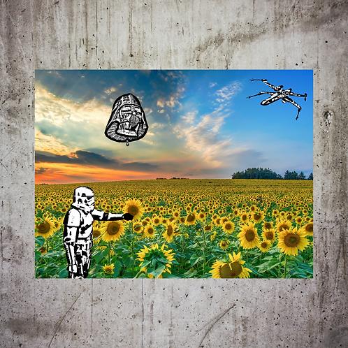 Sunflower Wars