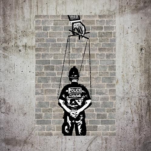Puppet Cop