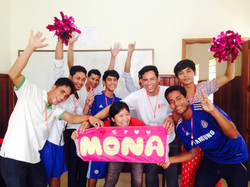 Cambodia with my Sweet students