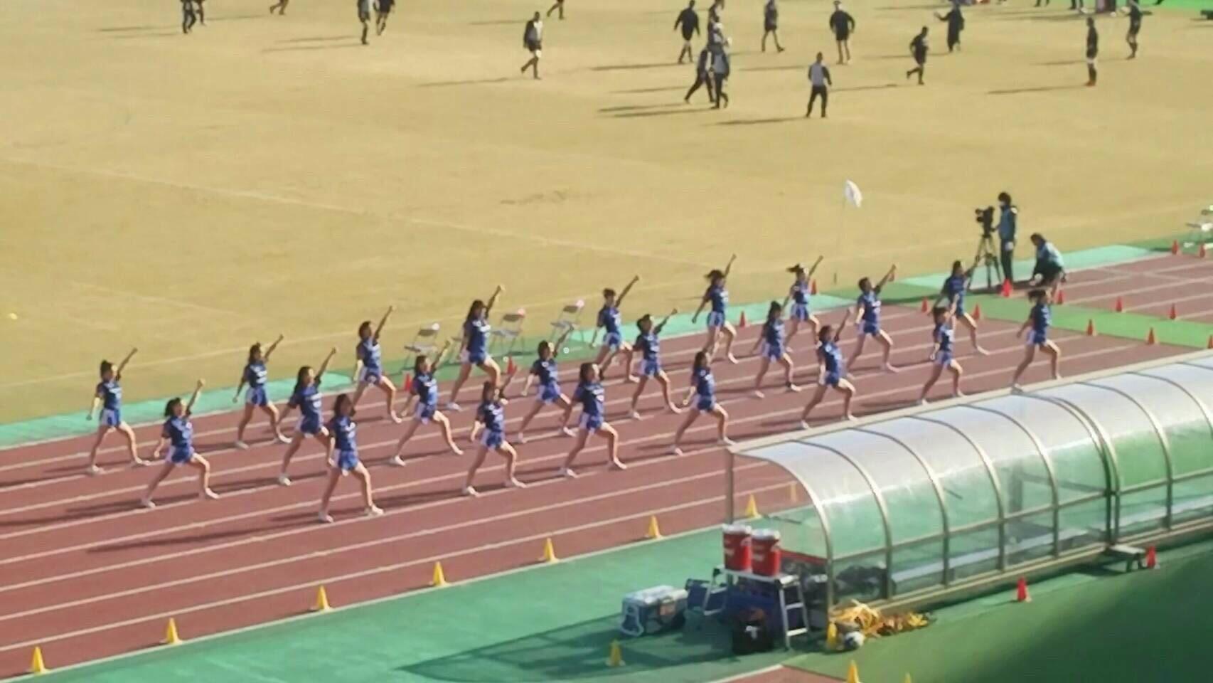 ラグビートップリーグin熊谷