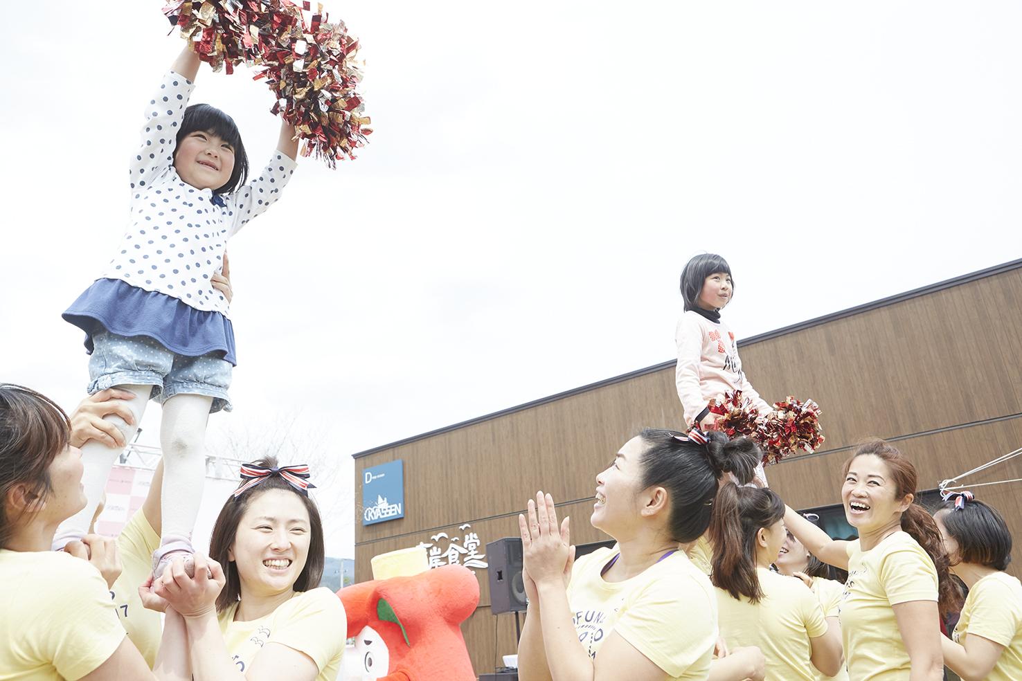 2017年大船渡復興支援まちびらきイベント ©吉澤健太
