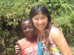 Ethiopia with_Local_children