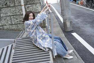 吉高由里子が雑誌「OCEANS」に登場!海外旅行が気分転換 「#TATERUガールズ」で語る仕事とプライベート