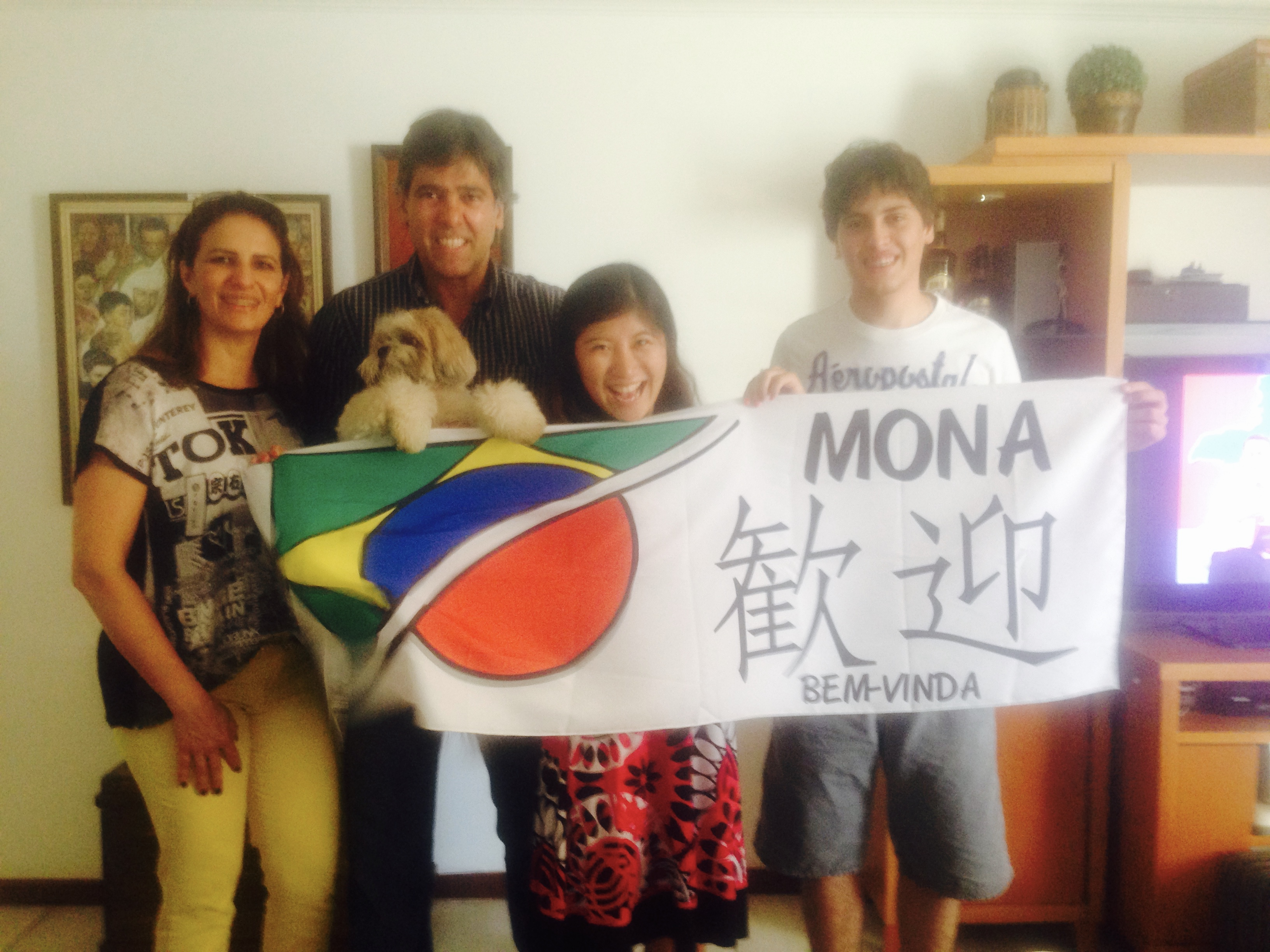 Brazil with my sweet friends family