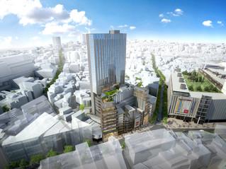 (仮称)渋谷区道玄坂二丁目開発計画」について