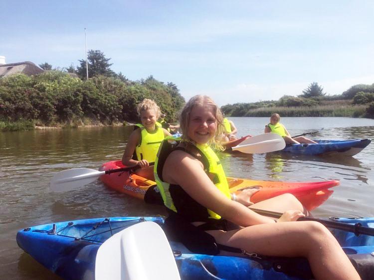Break at the river - Kastet Å