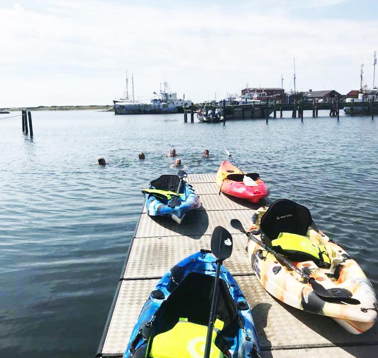 Swim Agger Harbor