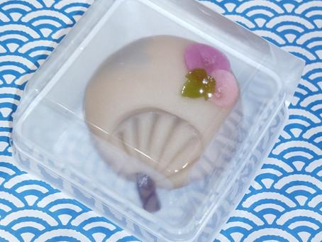 季節の上生菓子に新作追加!