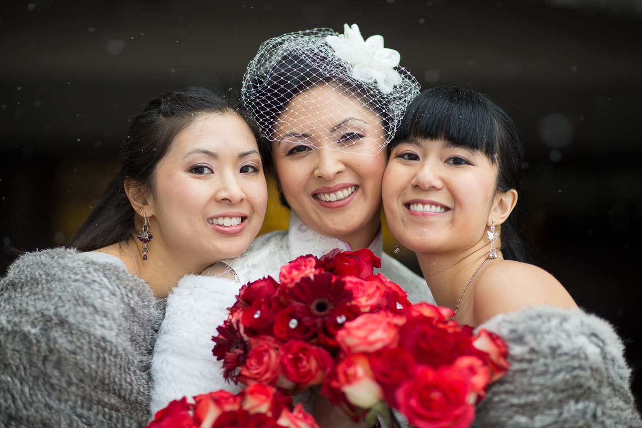 Banff Springs Asian Wedding
