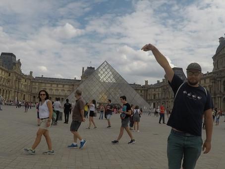 Kaikki päin Pariisia