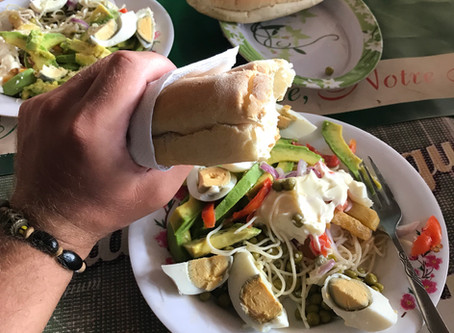 Tropiikin dieetti