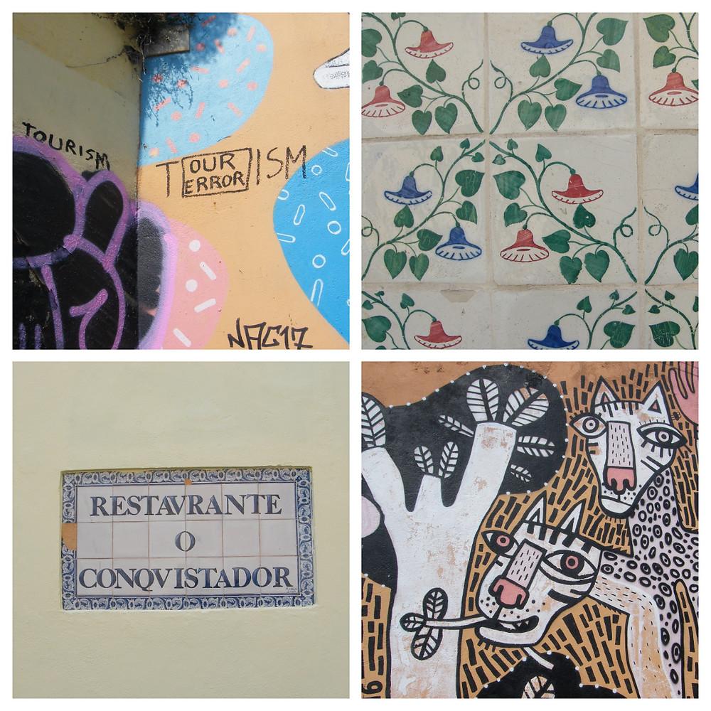 Lissabonin seiniltä
