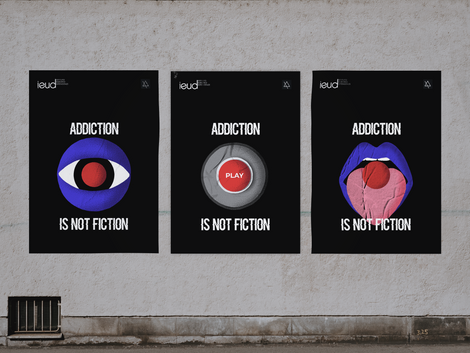 ADDICTION IS NOT A FICTION