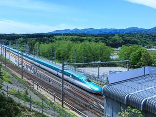 お盆期間限定!東北新幹線に子連れ限定グリーン車が登場