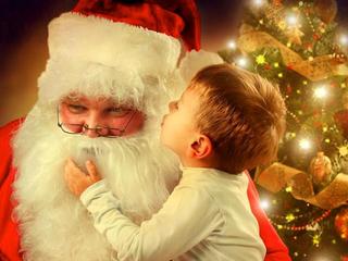 サンタクロースをいつまで信じる?