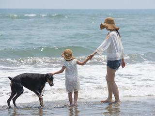 ママ職スタッフが子供と過ごす夏休み