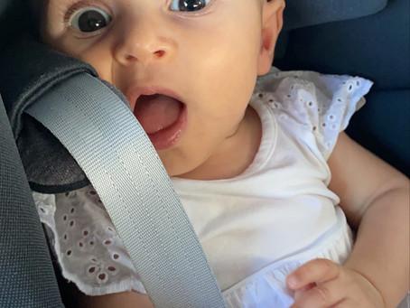 Férias (e viagens) com bebés - parte 2