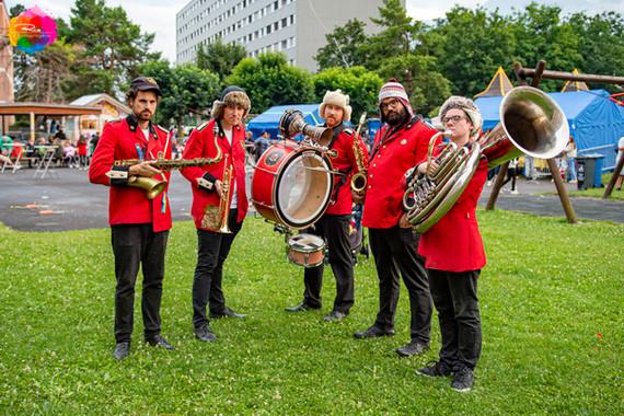 Orchestre balkanique illimité