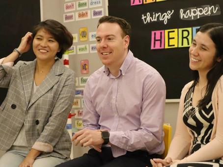 美國英語教育專家給台灣爸媽的真心話「給孩子愛上英語的正能量」