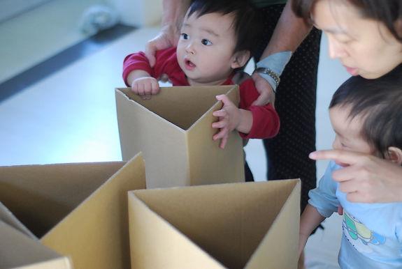 小盒子藝術教育 / 板橋區、三重區