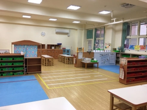新北市立自強國民中學附設幼兒園