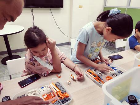 Apitor機器人歡樂營(國小2~6年級)|桃園