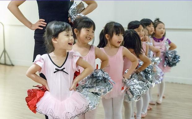 舞動世界兒童舞蹈 / 大安區、松山區、信義區、中山區、中正區