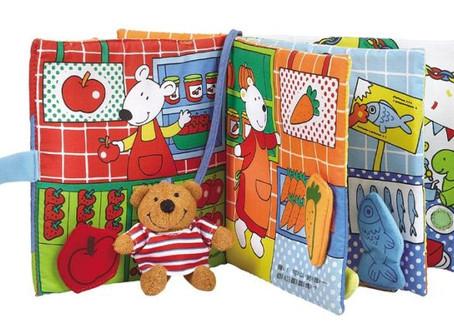 0-2歲幼兒翻翻布書推薦《生日快樂!波波熊》