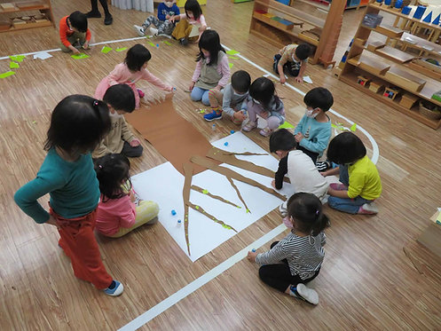 新北市私立育圃幼兒園