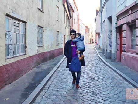 德國-北部|親子自由行|商業氣息濃厚的世界遺產古城-德國呂貝克Lübeck老城區