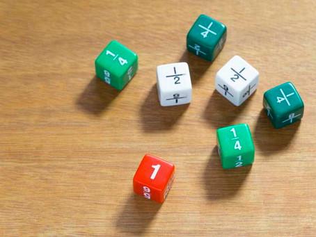 如何為小朋友建構數學中的『分數』概念?用好玩的遊戲就能學會!